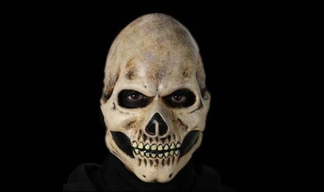 Máscaras de silicona hiperrealistas - Esqueleto
