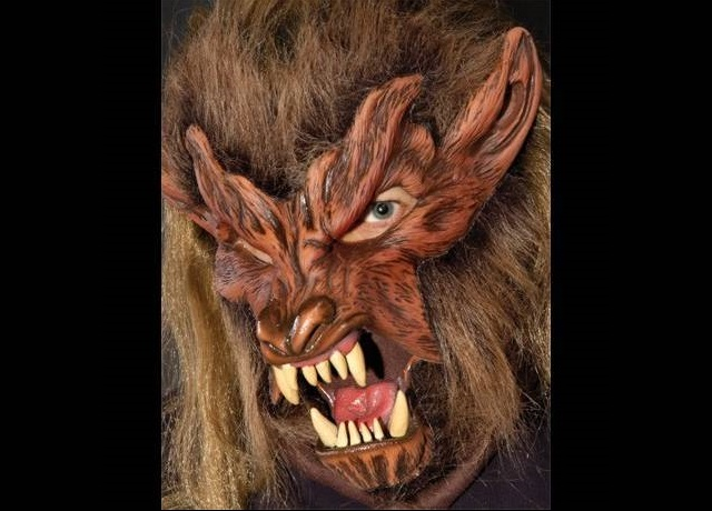 Máscaras de silicona hiperrealistas - Hombre Lobo