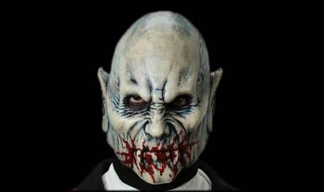 Máscaras de silicona hiperrealistas - Vampiro