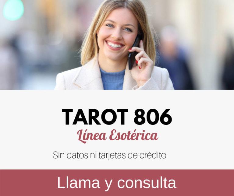tarot 806 económico