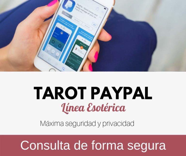 tarot por PayPal economico barato