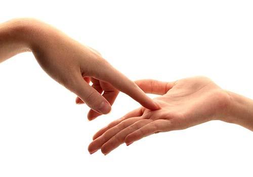 interpretar líneas de las manos