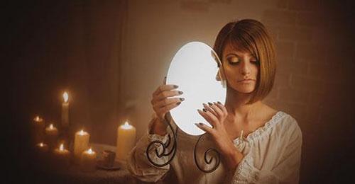 espejo ritual