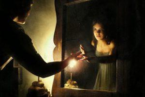Propiedades mágicas de los espejos
