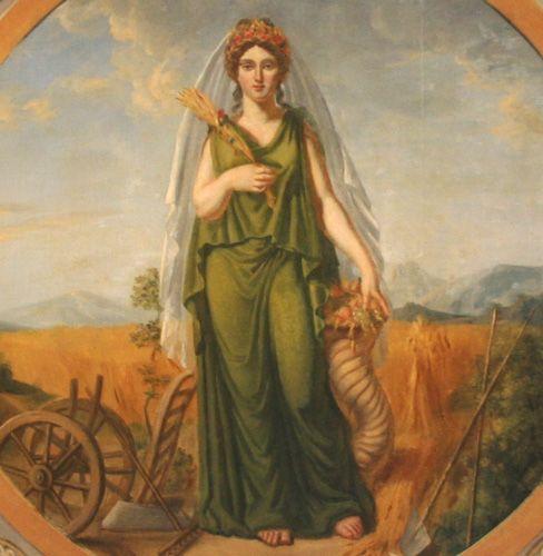 ceres diosa Deméter