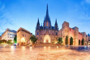 Videntes buenas de Barcelona de plena confianza