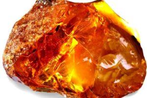 El poder de la Piedra Ámbar