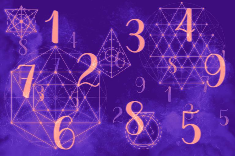 numerologia en la vida diaria