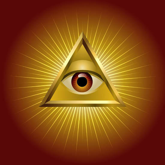 ojo de la masonería - Esoterismo