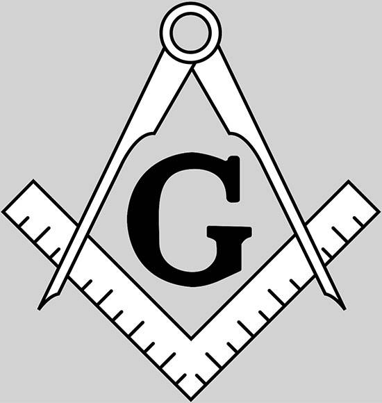 escuadra masónica, simbología