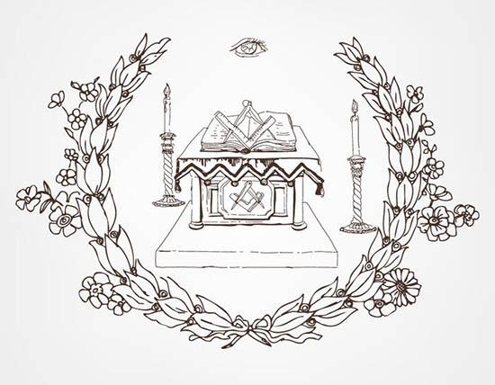 altar masónico