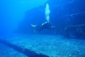Conoce las estructuras de Yonaguni: la Atlántida de Japón