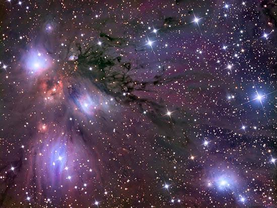 flujo oscuro universos paralelos