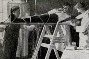 El científico que quería resucitar a los muertos con un columpio